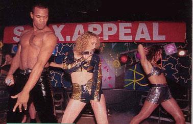 sex appeal music